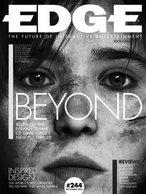 EDGE/Beyond Two Souls