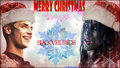 Andy and CC...Merry Christmas - black-veil-brides wallpaper