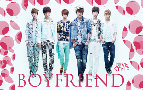Boyfriend wallpaper titled ♥ Boyfriend ♥