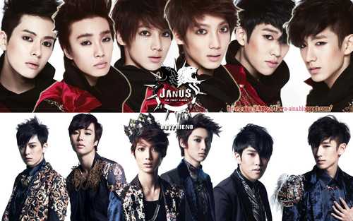 Boyfriend wallpaper with a bearskin called ♥ Boyfriend ♥