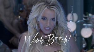 Britney Spears Work B**ch ! Exclusive