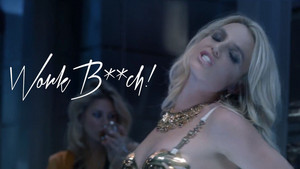 Britney Spears Work B**ch ! Exclusive