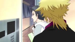 Kaname and Subaru