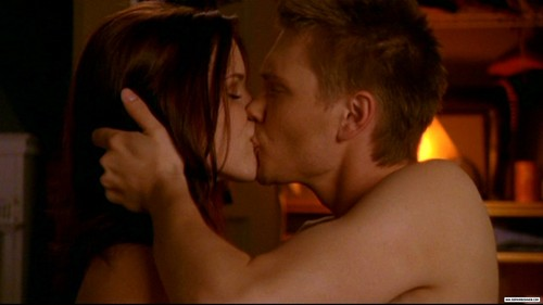 Brucas Hintergrund entitled brooke and lucas