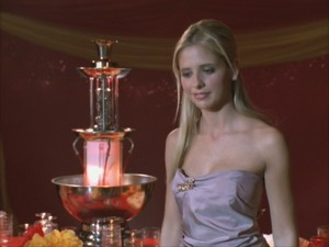 "BtVS ""The Prom"" trophée"