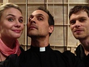 Cami / Father Kieran / Klaus