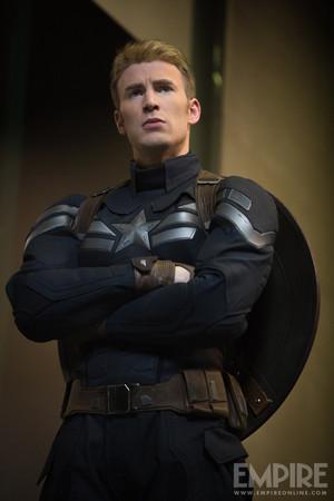 Captain America: The Winter Soldier - New Pics