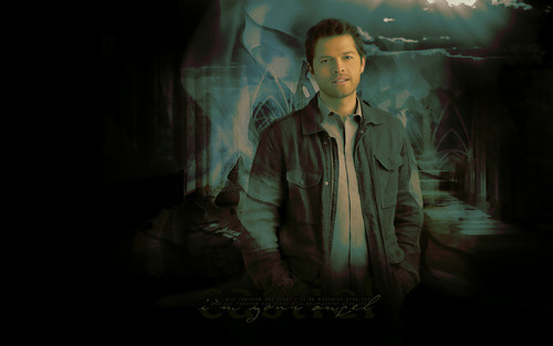 Castiel wallpaper containing a concert, a business suit, and a well dressed person called Castiel SPN