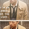 Castiel photo called Castiel icons