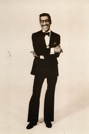 Sammy Davis, Jr,