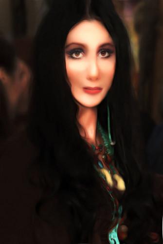 Cher fondo de pantalla probably containing a portrait entitled Actess/Singer, Cher