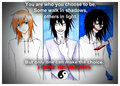 Choice - creepypasta fan art