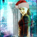Christmas Regina  - the-evil-queen-regina-mills fan art