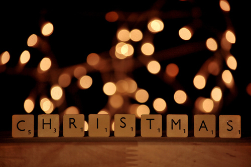 Christmas wallpaper called merry christmas