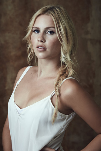 Claire Holt wallpaper possibly with attractiveness and a portrait called The Originals Promotional Shoot