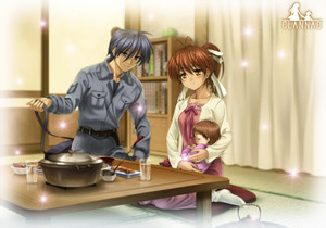 Ushio Born~It's a wonderful life!