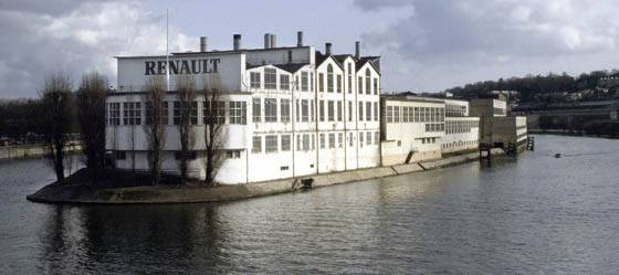 Renault Factory