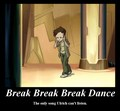 Break Break Break Dance