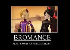 Code Lyoko fond d'écran entitled Bromance Odd and William