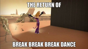The Return of Break