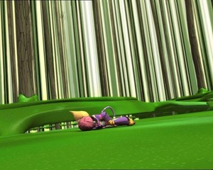 Aelita and Odd (Busted)