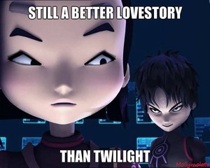 Still a better lovestory than twilight