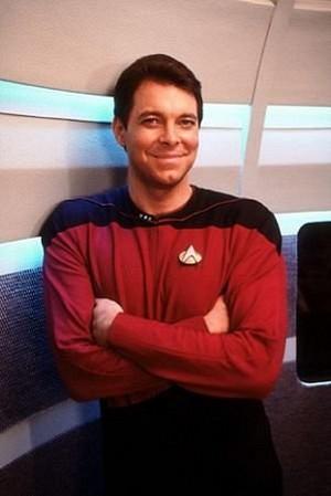 CDR. Will Riker