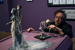 Corpse Bride behind the scenes