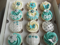 Cupcakes from Tiffany and Co. - cupcakes photo