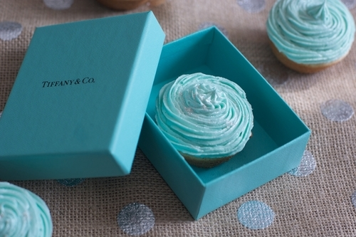 Cupcakes wallpaper titled Cupcake from Tiffany and Co.