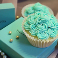 koekje, cupcake from Tiffany and Co.