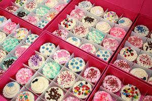 Sweet कपकेक