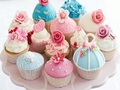 Decorative Cupcakes - cupcakes photo