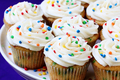 Funfetti Cupcakes - cupcakes photo