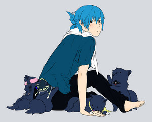 Aoba and Rens!