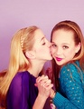 Maddie and Chloe - dance-moms photo