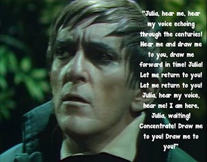 Barnabas Calls to Julia