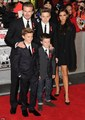 Beckham family - david-beckham photo