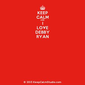 I 愛 DEBBY RYAN