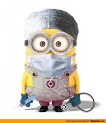 Minions medico