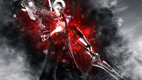 Devil may cry 4 nero hd and background 36337836 devil may cry 4 called nero voltagebd Choice Image