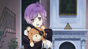 Kanato and Kawaii Teddy