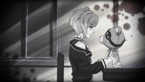 Kanato-kun and Teddy