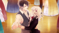 Reiji dancing with Yui - diabolik-lovers photo