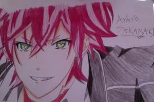 Ayato drawing