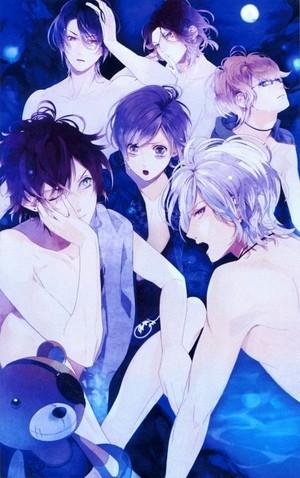 Sakamaki Brothers :)
