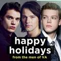 Happy holidays! - dimitri-belikov photo