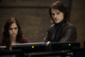 New HQ Vampire Academy stills - dimitri-and-rose photo