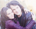 Zoey and Danila BTS