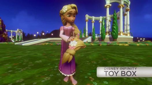 Rapunzel Toy Box - Disney Infinity Photo (36348209) - Fanpop